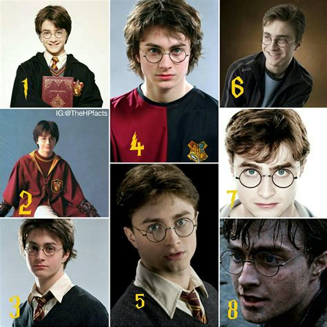 through the years harry potter facts on quot daniel radcliffe as harry
