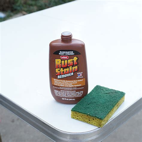 how to clean rust off chrome table legs flea market rev how to remove rust from chrome vintage