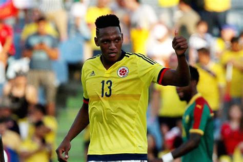 yerry mina yerry mina not coming to bar 231 a until after world cup