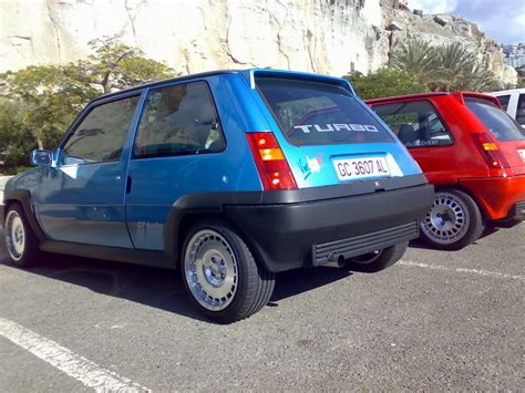 renault 5 turbo 1 renault 5 turbo 2 passionford ford focus rs