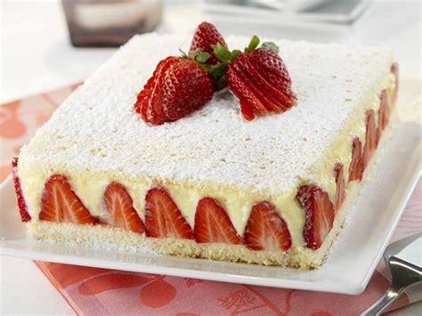 erdbeer vanillepudding kuchen erdbeer vanillepudding kuchen beliebte rezepte