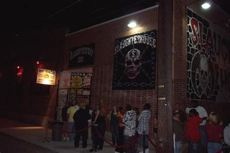 haunted houses in nashville goblinhaus com halloween 2007 devil s dungeon and slaughterhouse haunted houses