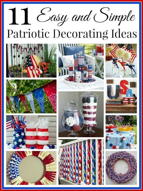 patriotic home decorations 3272 best images about decorating ideas on