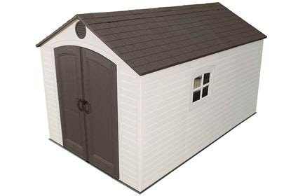 Lifetime Storage Shed Accessories by Lifetime 6402 8x12 Storage Shed Lifetime Sheds On Sale