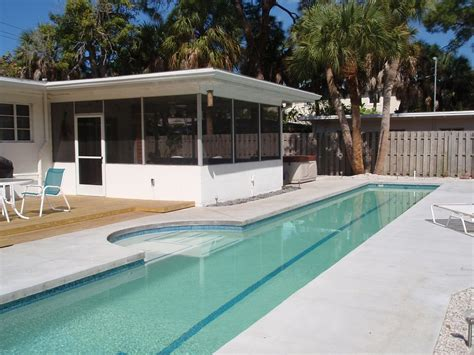 siesta house rentals siesta key gem 50 pool tub homeaway