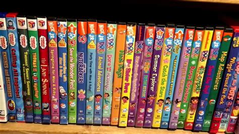 Galerry my disney dvd collection