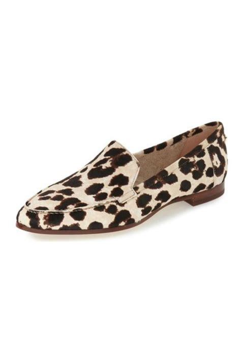 cheetah loafers kate spade new york carima leopard loafer from new