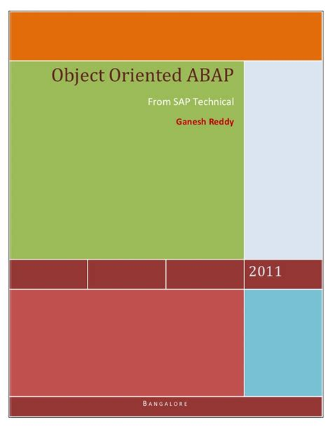 oops abap tutorial sap technical abap object oriented programming tutorials