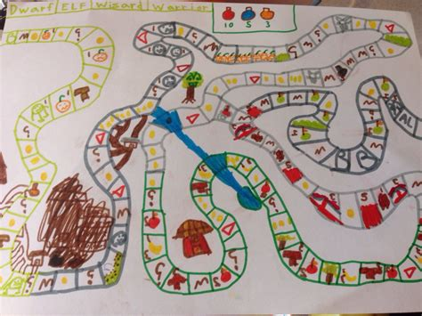 themes for homemade board games homemade board game lord of the rings squashed tomatoes