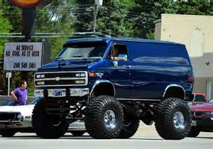 this lifted chevy reminds me of wheels cars
