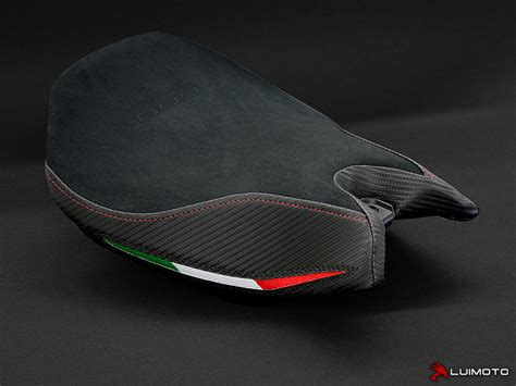 ducati panigale comfort seat team italia motorcycle seat covers for ducati panigale 899