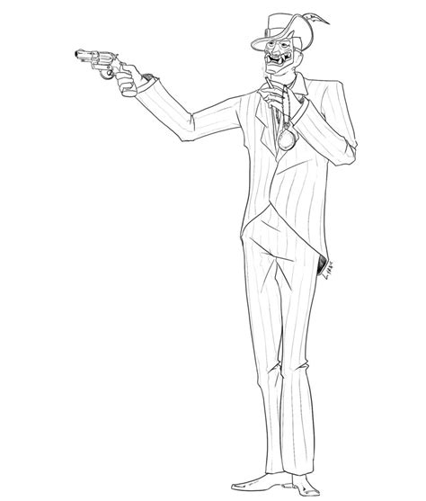 tf2 sniper coloring pages