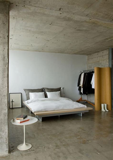 concrete floor apartment 17 best ideas about concrete bedroom on pinterest