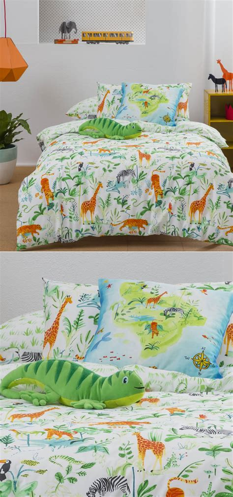 Story Quilt Cover by Summer Style From Kas
