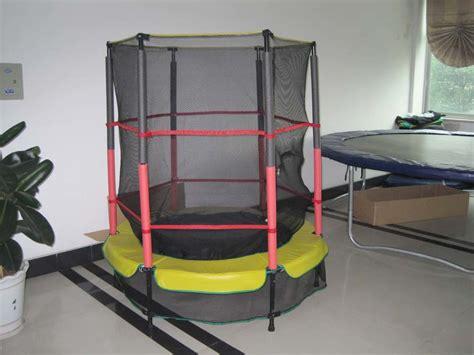 swing made from troline baby troline