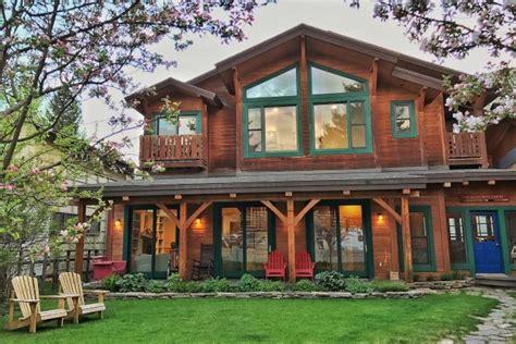 alpine house lodge and cottages jackson traveler