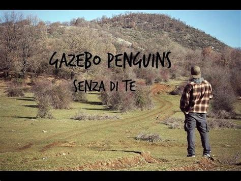 senza di te gazebo penguins senza di te gazebo penguins cover
