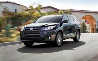 Toyota Highlander Vs Rav4 Comparison Toyota Rav4 Xle 2018 Vs Toyota Highlander