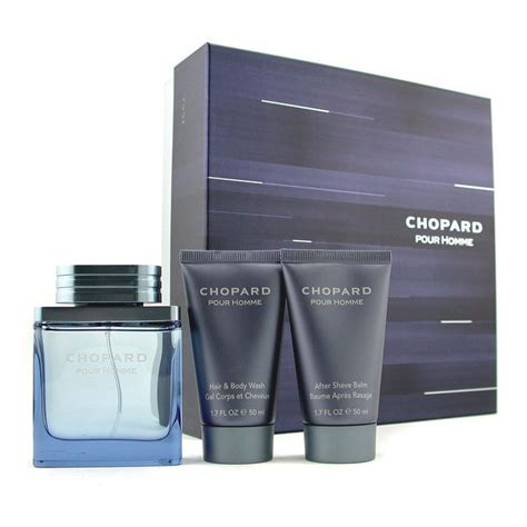 The 50ml 1 7oz chopard pour homme coffret edt spray 50ml 1 7oz