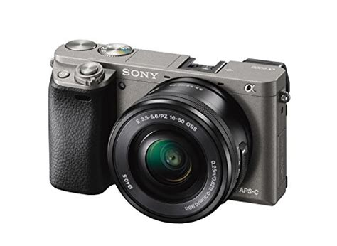 format video sony a6000 cheap mirrorless camera bundles electronics categories