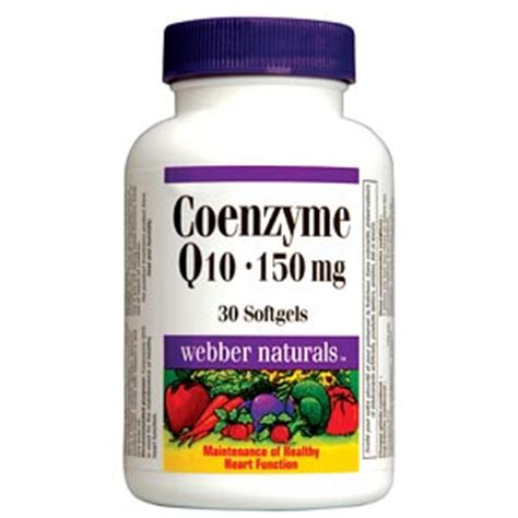 Suplemen Q10 The Coenzyme Q10 Hype Alternatives To Medicine