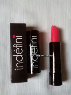 Lipstik Indefini Meilawfi Review Indefini Lipstick By