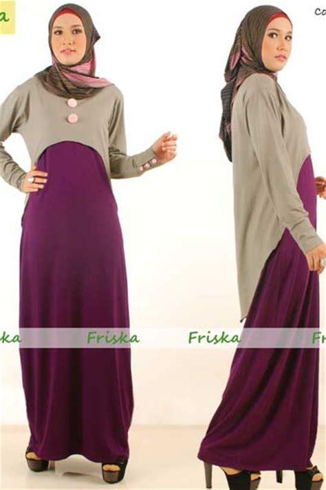 Jn Basic Dress Tanpa Lengan rumah madani busana muslim koleksi butik