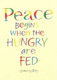 quotes peace educational, fundraising and promotional
