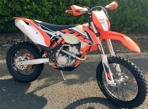 Ktm Powerwear Uk You Ordered Your 2016 Ktm Exc Ams Motorcycles