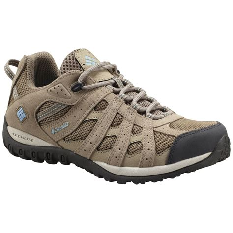 womens biking shoes columbia redmond waterproof hiking shoe s
