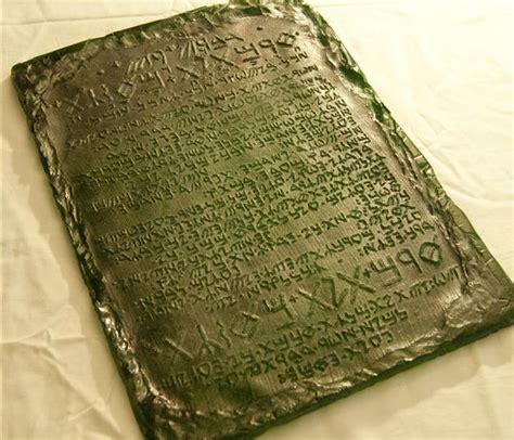 la tabla de esmeralda 8495311526 tabla de esmeralda