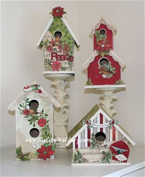 1000 images about christmas birdhouse on pinterest