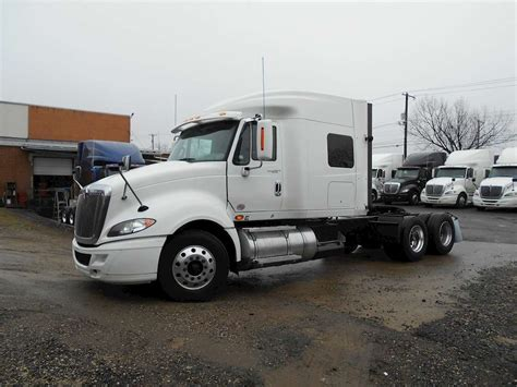 International Sleeper Trucks by 2012 International Prostar Sleeper Truck For Sale 237 000