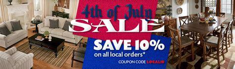 ashley furniture   july sale celebrate independence