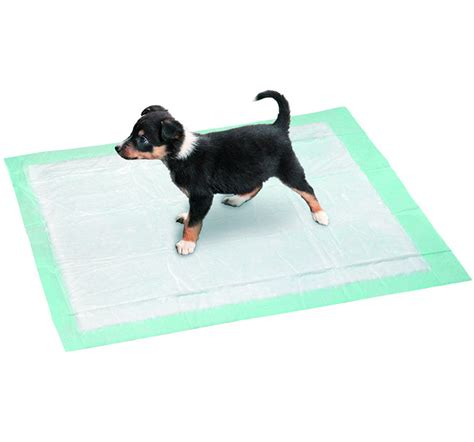 dog house training pads puppy potty training pads 48x40 cm 6 pcs karlie