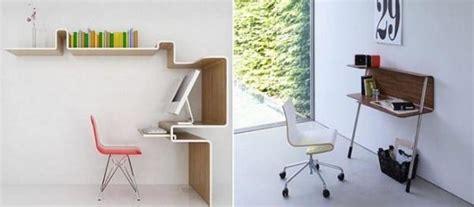 escritorios ideas escritorios para espacios reducidos ideas originales