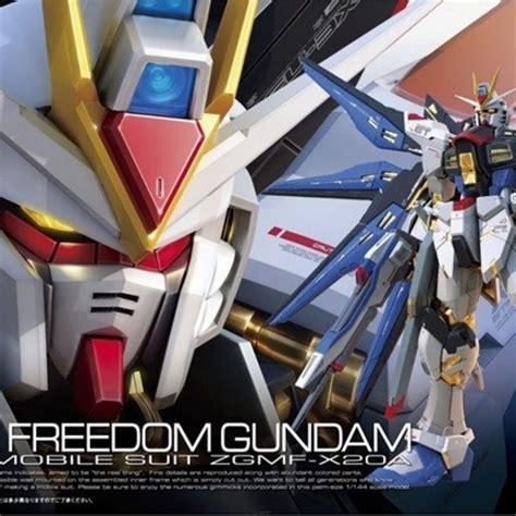 Bandai Rg Strike Freedom gundam strike freedom rg