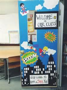 back to school classroom door ideas