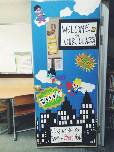classroom door decorationstake