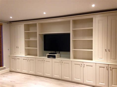 alcove units book cases cabinet maker dublin