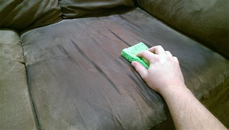 Cleaning Microfiber by How To Clean A Microfiber Sofa With