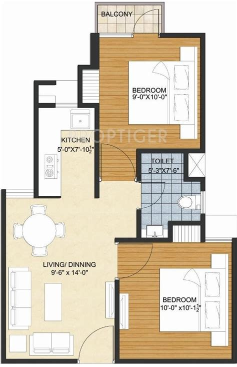 home design 650 square feet 650 square foot house plan india