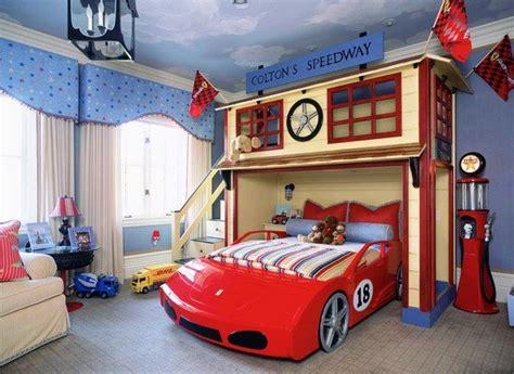 kids car bedroom ideas themed kids room decoration and interior design ideas
