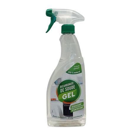 utilité bicarbonate de soude en cuisine bicarbonate de soude en gel 750 ml produits d entretien