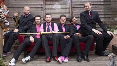 the horne section the horne section brighton fringe brighton events