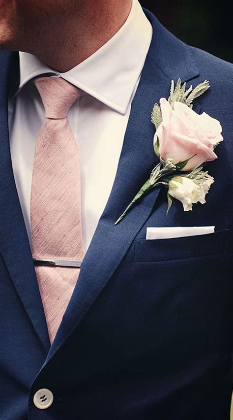 25  best ideas about Pink ties on Pinterest   Navy wedding