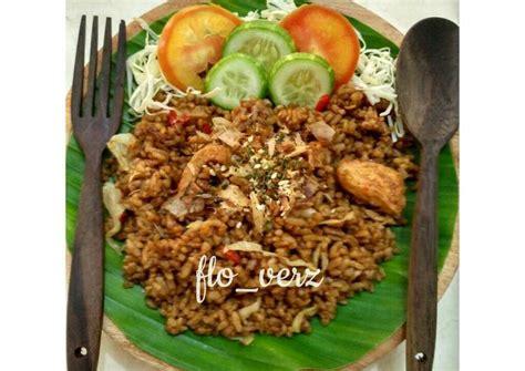 resep nasi goreng tek tek oleh floverz cookpad