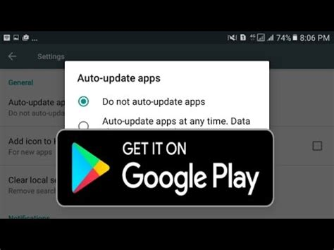 how to turn automatic updates android how to turn automatic app updates on android