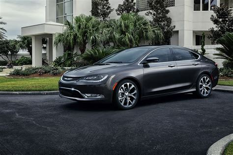 price of 2015 chrysler 200 2015 chrysler 200 reviews specs and prices cars