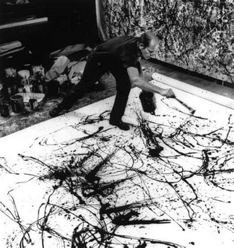 hans namuth: portrait photographer of jackson pollock